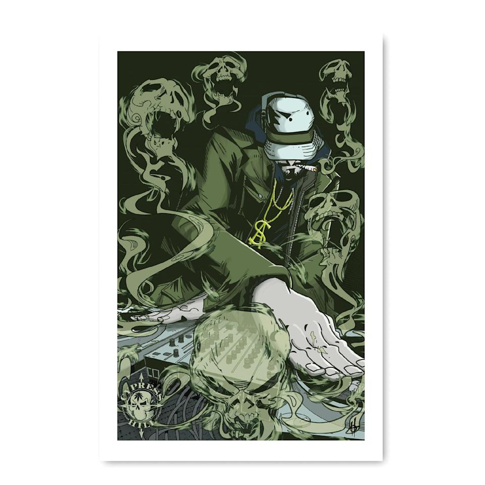 Cypress Hill: Tres Equis Art Print 03