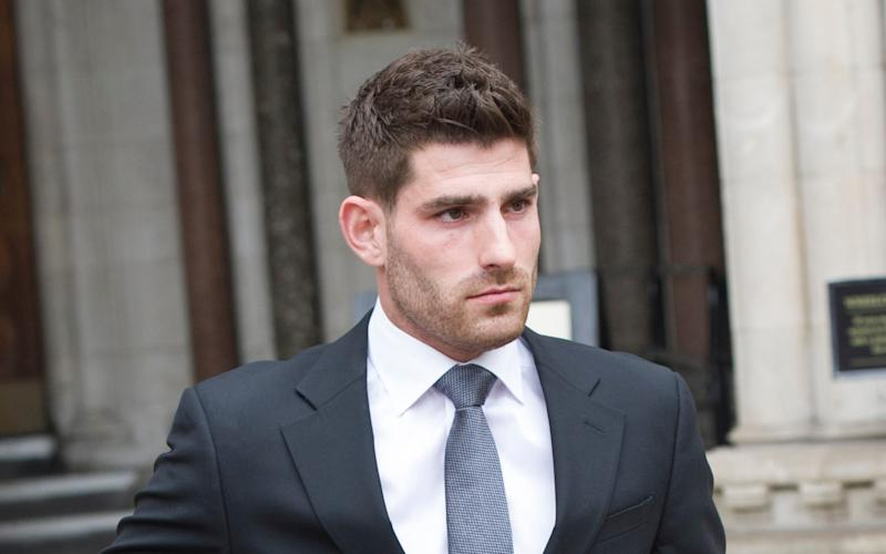 Ched Evans was eventually acquitted after having his conviction quashed by the Court of Appeal - Credit: Nick Edwards