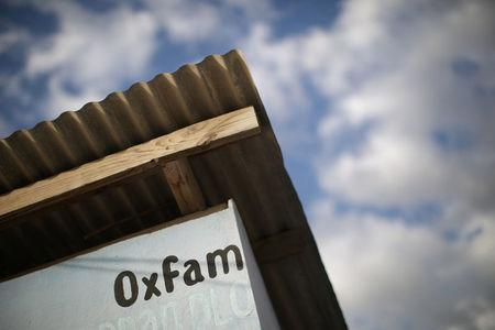 Oxfam charity 'covered up staff's use of prostitutes'