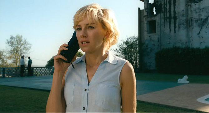 Naomi Watts en Diana (©Entertainment One)