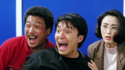 Stephen Chow and Ng Man Tat have always worked professionally well onscreen together