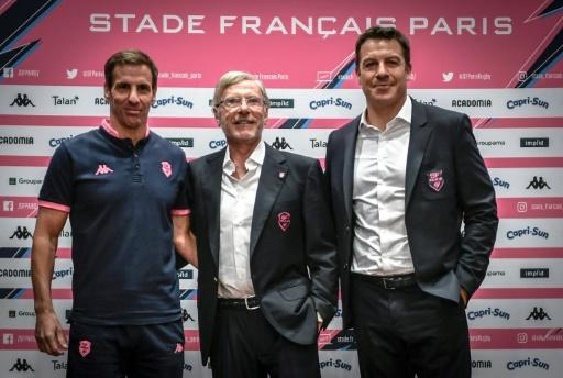 """Stade Francais coach Gonzalo Quesada said the club were launching a """"new cycle"""" aiming for a place in the top six in the French league by 2022"""