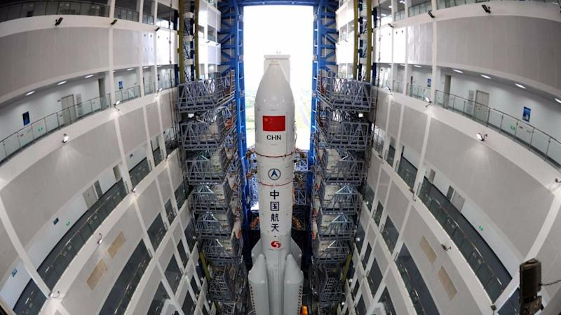 China to Develop Rockets That Can Be Launched From Aeroplanes