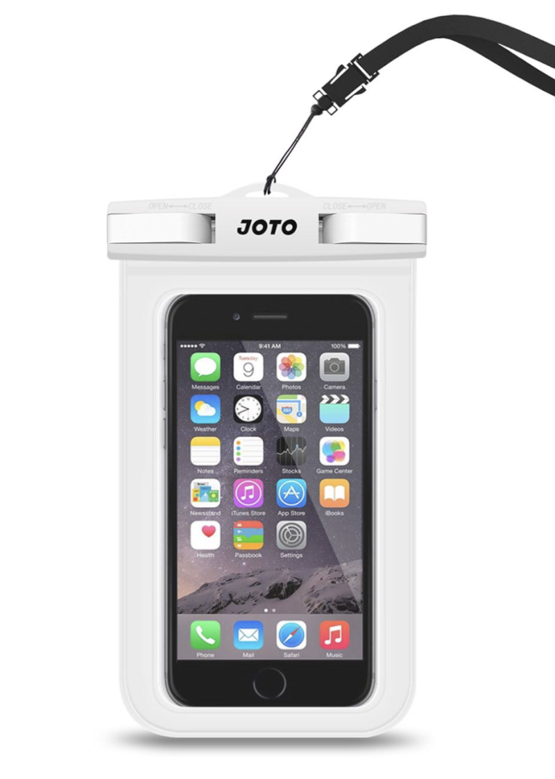 JOTO Waterproof Phone Pouch Dry Bag Case