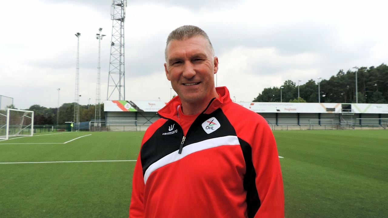 Nigel Pearson's first role back in management since being sacked by Derby County last year is with Belgian side OH Leuven.
