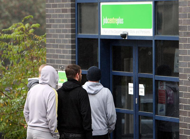 Jobcentres in England are set to reopen this week for face-to-face Universal Credit appointments and assessments. (Photo: ASSOCIATED PRESS)