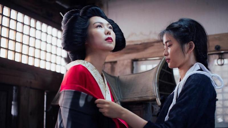 An image from The Handmaiden - one of the best movies on Amazon Prime Video