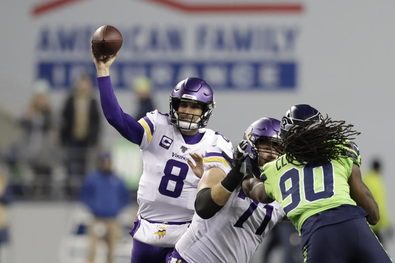 Vikings still on track for playoffs, but questions persist