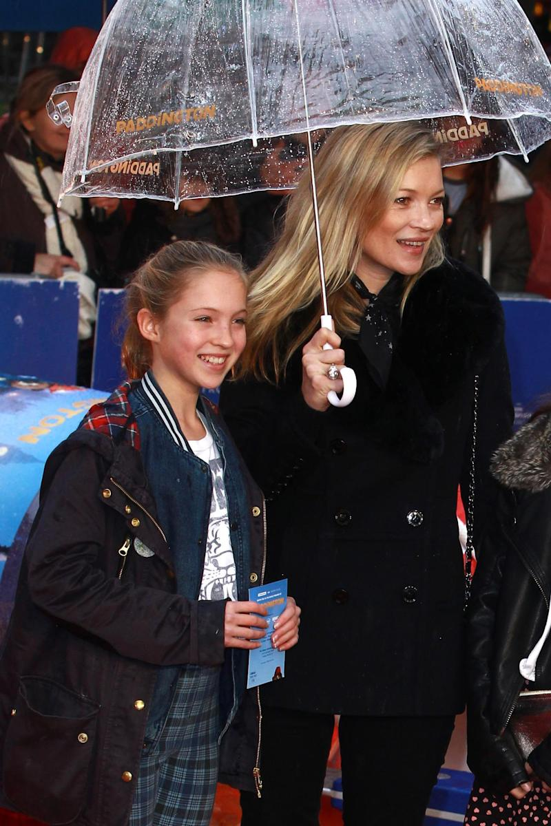 Kate Moss is an Embarrassing' Mom, Says Daughter LilaGrace pics