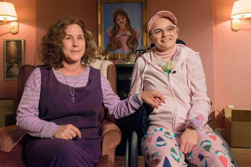 Patricia Arquette and Joey King inThe Act | Brownie Harris/Hulu