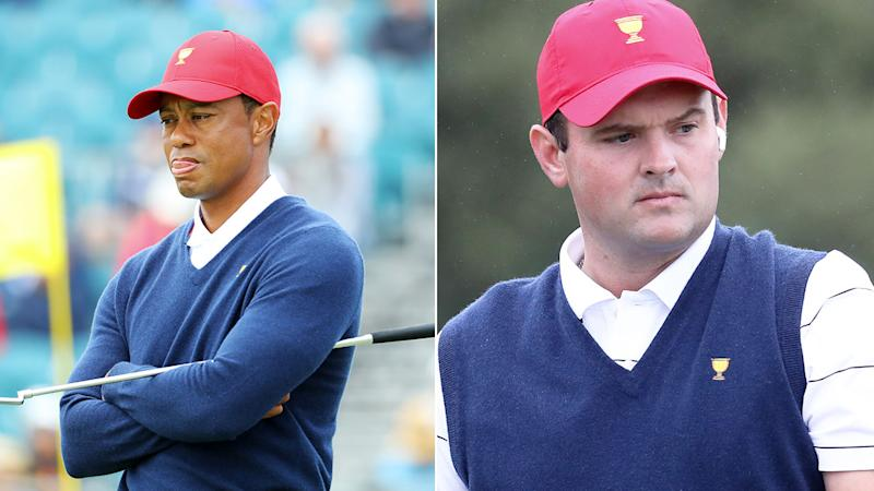 American captain Tiger Woods has hailed Patrick Reed as an excellent team player.
