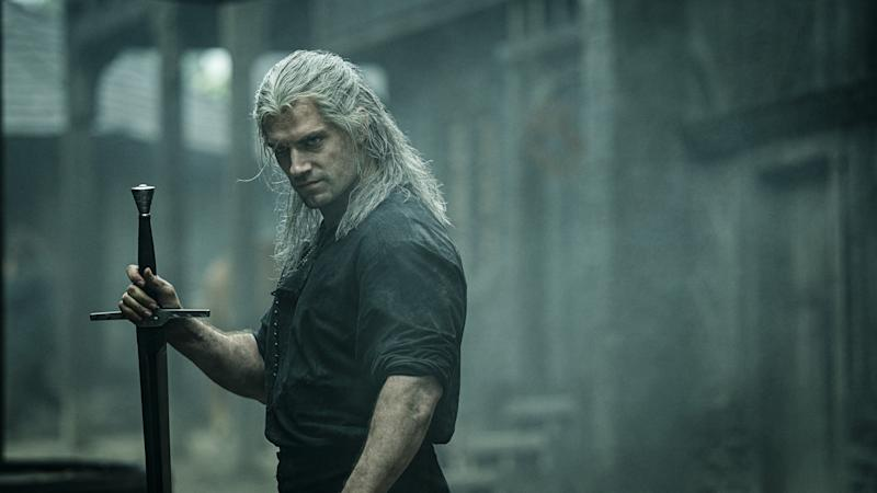 Netflix is tossing a cartoon to The Witcher