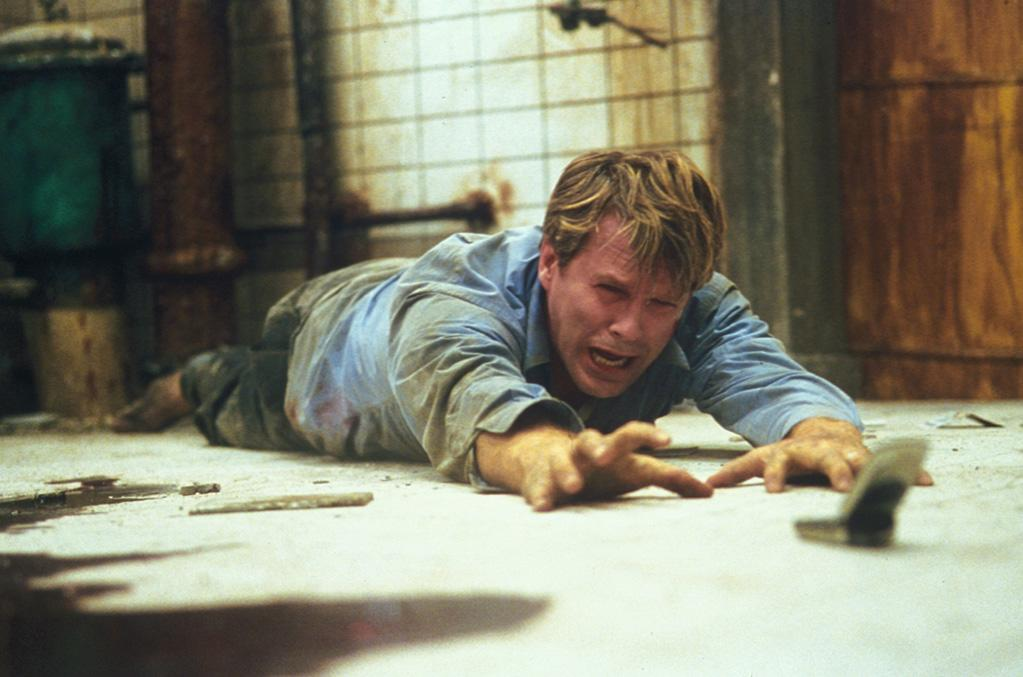 "<a href=""http://movies.yahoo.com/movie/contributor/1800021065"">Cary Elwes</a> in Lionsgate Films' <a href=""http://movies.yahoo.com/movie/1808579789/info"">Saw</a> - 2004"