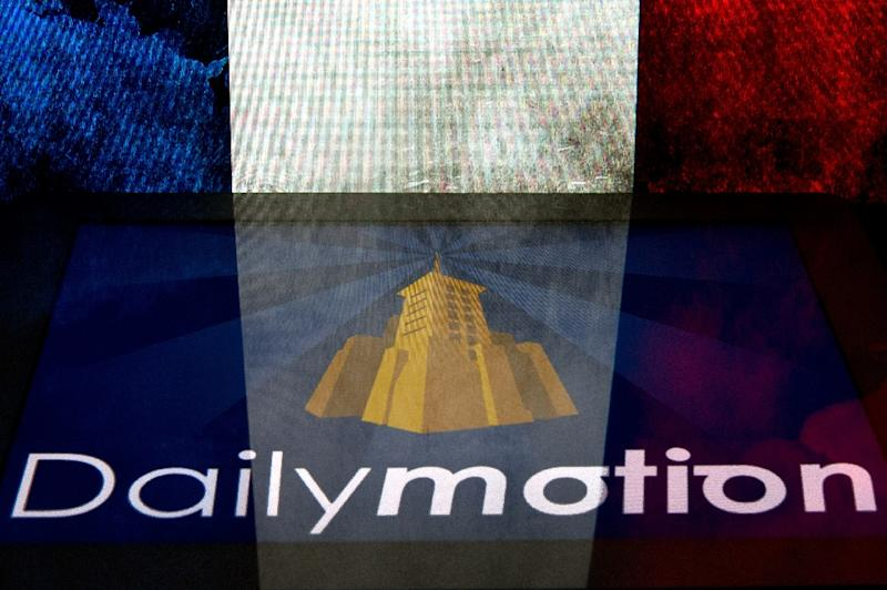 The French government wants Dailymotion to remain in European hands (AFP Photo/Lionel Bonaventure)