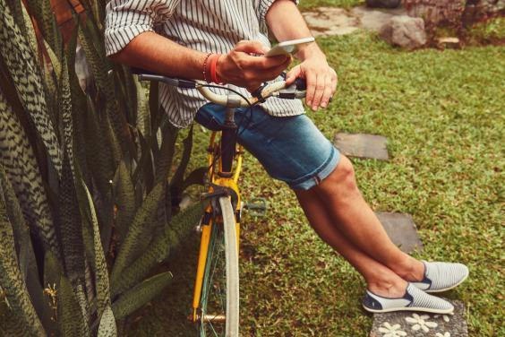Denim shorts are unacceptable outside of adolescence. (Getty Images/iStockphoto)