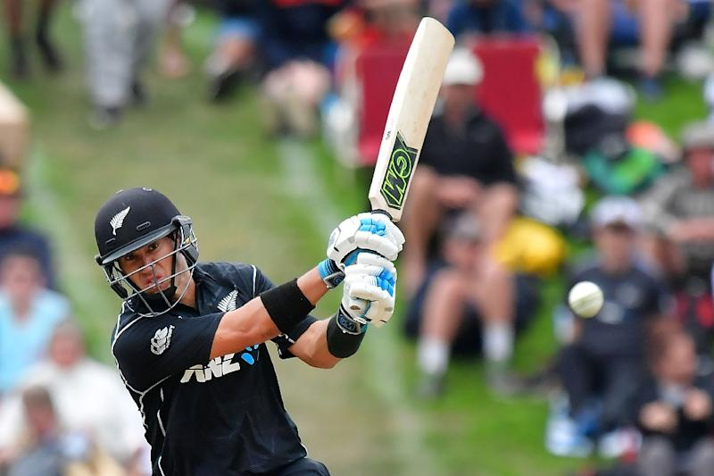 New Zealand's Ross Taylor expected to be fit for 4th England ODI