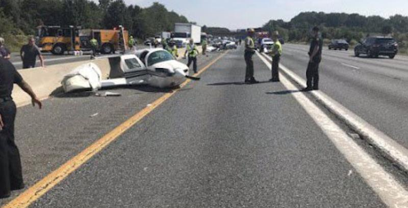 incidente maryland