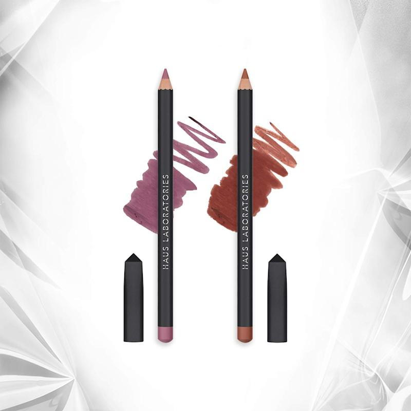 HAUS Laboratories RIP Lip Liner Duo in Royalty. (Photo: Amazon)