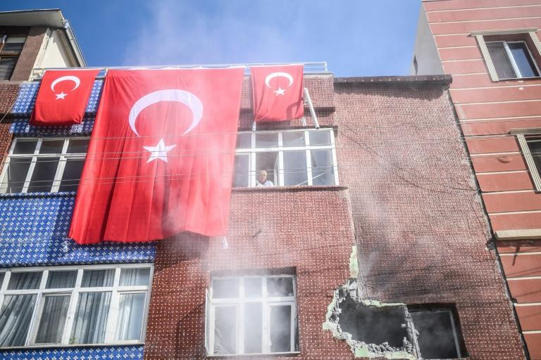 Turkish border towns have been hit by rockets fired from Syria (AFP Photo/BULENT KILIC)