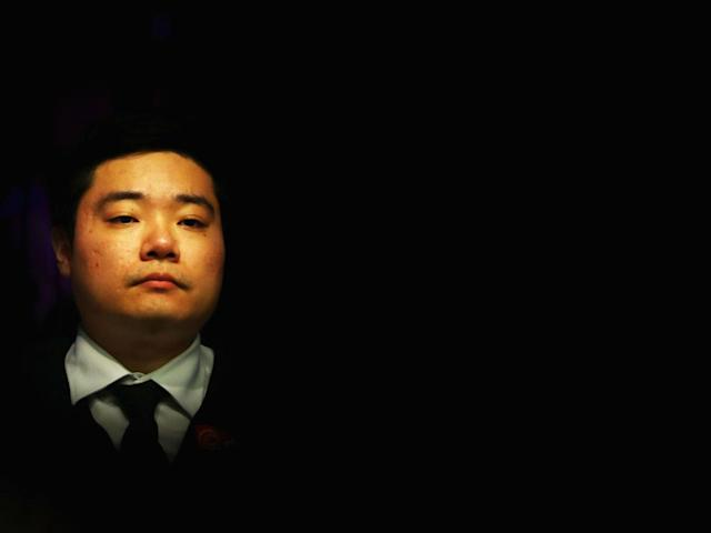 Ding Junhui is still waiting to become the first Chinese snooker player to win the World Championship: Getty
