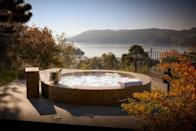 """<p>Cradled in a bowl of Lakeland fellside, looking out over panoramic lake views, <a href=""""https://www.booking.com/hotel/gb/the-samling-windermere.en-gb.html?aid=2070929&label=luxury-lake-district-hotels"""" rel=""""nofollow noopener"""" target=""""_blank"""" data-ylk=""""slk:The Samling"""" class=""""link rapid-noclick-resp"""">The Samling</a> is a splendid place to take in Windermere and the Coniston Old Man mountain range. </p><p>Here, you can enjoy exceptional hospitality and comfort, with fine dining enhanced by one of the world's best wine lists and a kitchen garden allowing Chef Robby Jenks to deliver captivating dishes influenced by the seasons.</p><p>For ultimate relaxation, you can book an hour in the hot tub hidden in the woodland, and sleek bar The Reverie awaits when you fancy an evening of cocktails with a view of Lake Windermere.</p><p><a class=""""link rapid-noclick-resp"""" href=""""https://www.booking.com/hotel/gb/the-samling-windermere.en-gb.html?aid=2070929&label=luxury-lake-district-hotels"""" rel=""""nofollow noopener"""" target=""""_blank"""" data-ylk=""""slk:CHECK AVAILABILITY"""">CHECK AVAILABILITY</a> </p>"""