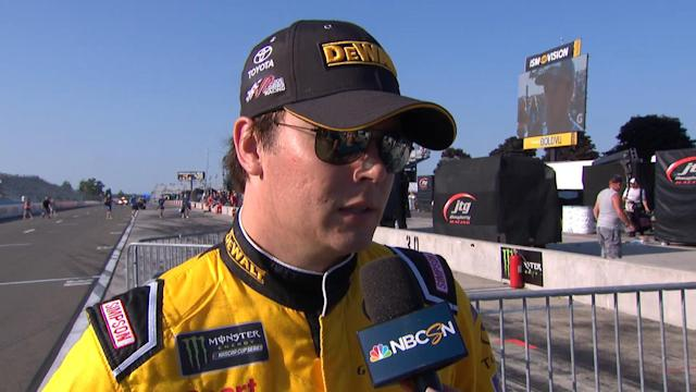 Erik Jones remains consistent with fifth-place finish at Watkins Glen