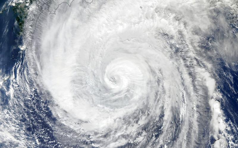 In the last decade, Japan has experienced some of the most extreme weather conditions and natural disasters anywhere on the planet - REX