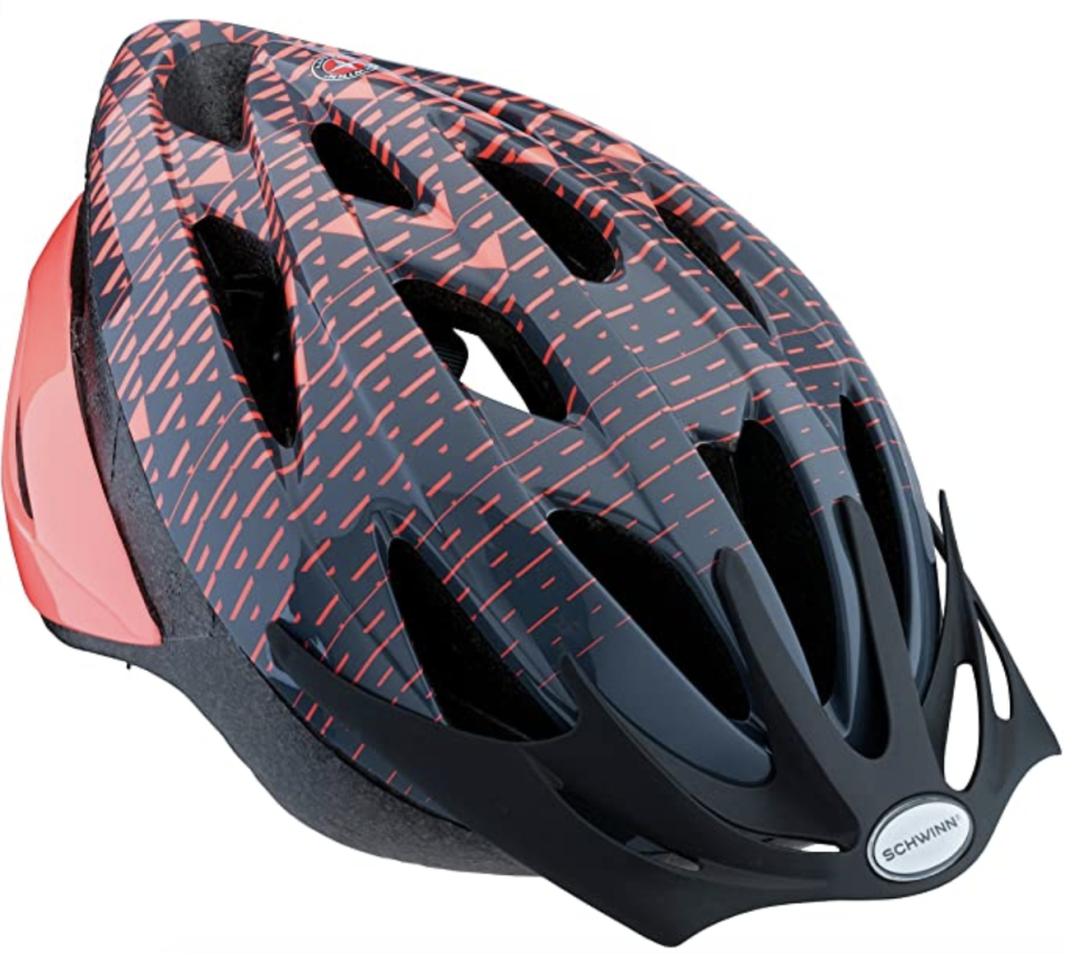 Schwinn thrasher bike helmet, lightweight, S$26.68. PHOTO: Amazon