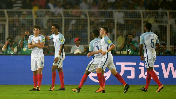 England thrash Spain 5-2 to win first Under-17 World Cup