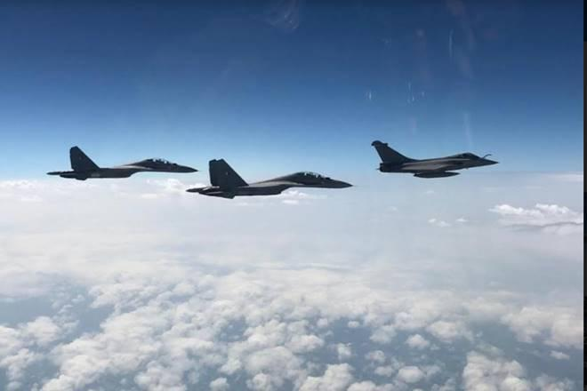 Excercise Garuda, Indian Air Force, indian air force, Large Force Engagement, Exercise Garuda-VI, Excercise Garuda pics, Su30 MKI fighters