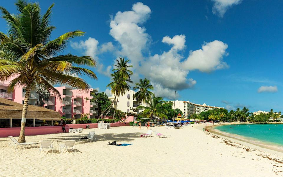 Caribbean economies, such as Barbados, are heavily reliant on tourism - Getty