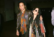 """<p>Bonet was married to Lenny Kravitz from 1987 to 1993. As she told <em>Essence</em> in 1990, the two had similar backgrounds so she """"trusted him a little more with my feelings and let him inside a little more than I ordinarily would have.""""</p>"""