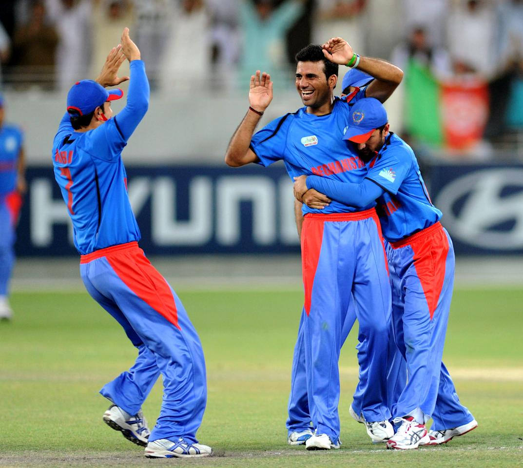 Dawlat Zadran (Afghanistan): The fast-medium bowler had an excellent tournament and was one of the stars for Afghanistan as he took 17 wickets in only seven matches. Zadran, who had a best of 5-14, took his wickets at an average of 7.88 and economy rate of 5.12.
