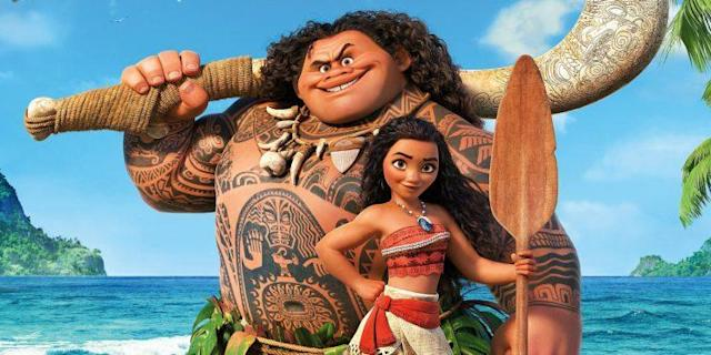 The whole ordeal started because of a lack of 'Moana.' (Photo: Disney)