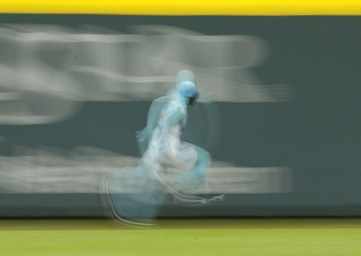 The Freeze in motion. (Getty)