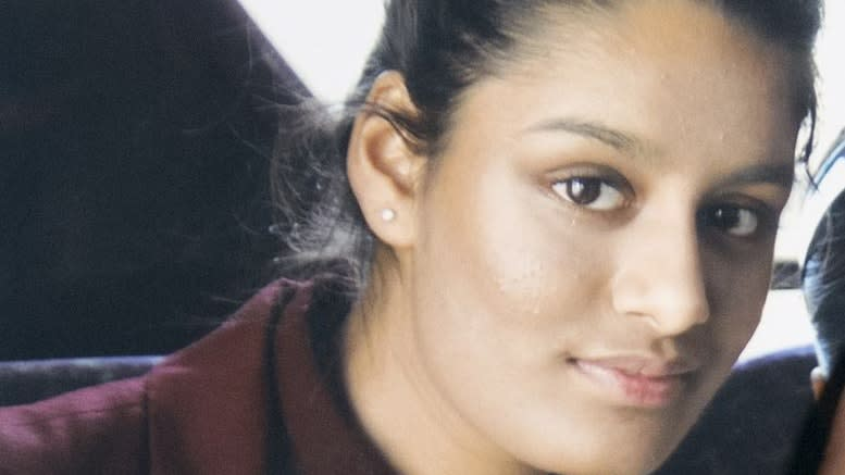 Shamima Begum: 'Unconfirmed reports' baby son dead