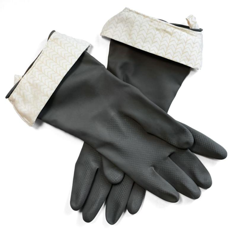 Full Circle Splash Patrol Natural Latex Cleaning Gloves ('Multiple' Murder Victims Found in Calif. Home / 'Multiple' Murder Victims Found in Calif. Home)
