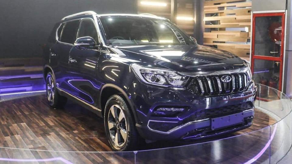 Mahindra XUV700 to offer a driver drowsiness detection feature