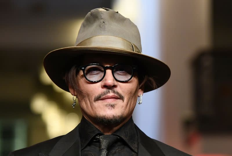 "Finding a purpose: Johnny Depp plays a troubled genius in ""Minamata"""