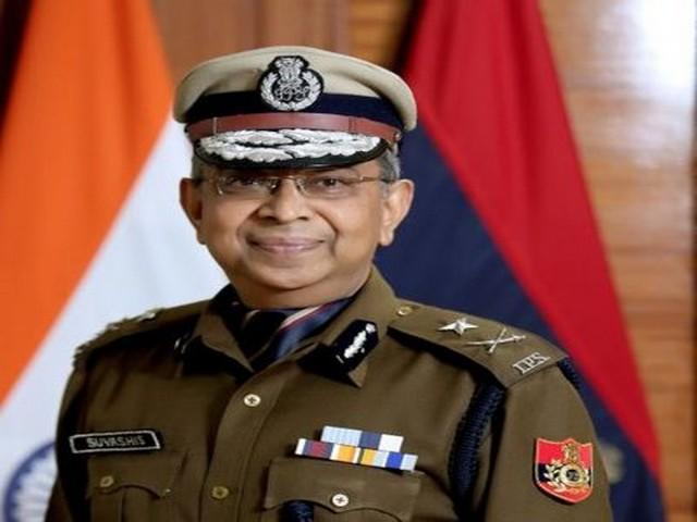 Former Joint Commissioner of Delhi Police Suvashis Choudhary (Photo/Twitter)