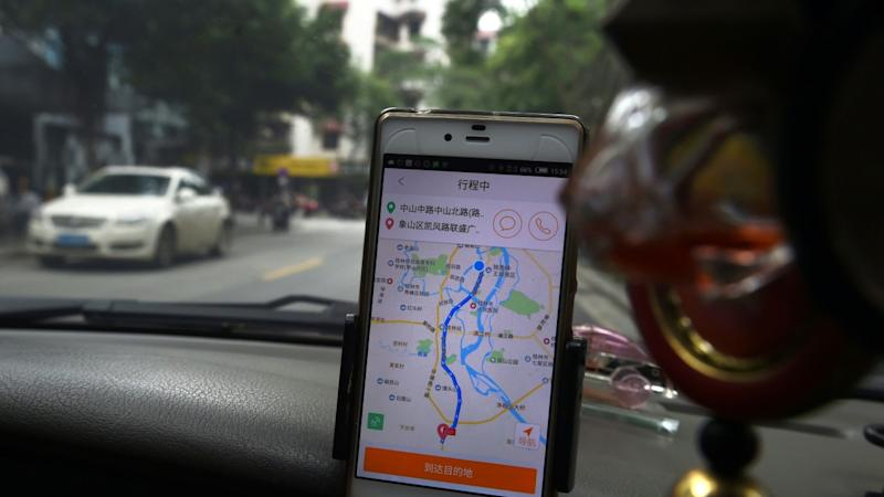 Chinese downloads of police apps surge after latest Didi ride-hitching death