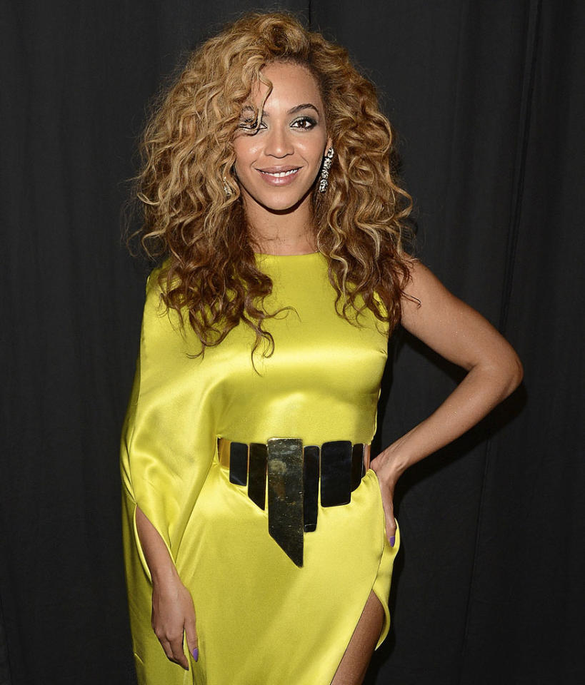Beyonce Knowles turns 31 on September 4.