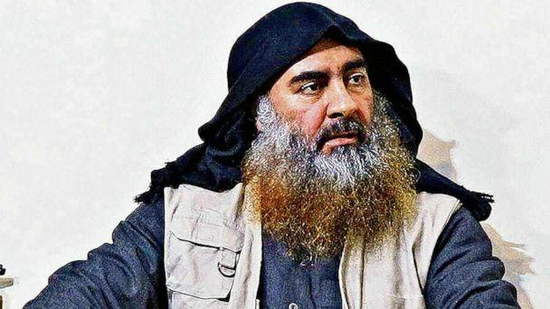 PHOTO: Late Islamic State leader Abu Bakr al-Baghdadi is seen in an undated picture released by the U.S. Department of Defense in Washington, Oct. 30, 2019. (U.S. Department Of Defense via Reuters, FILE)