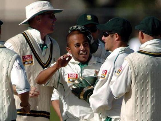 Adams enjoyed a fine career for South Africa (Getty Images)