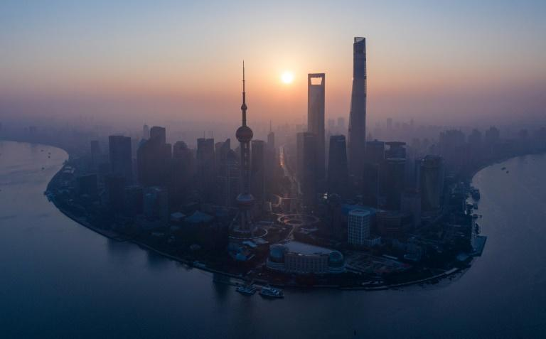 While the risk of arbitrary detention is not likely to be the top daily concern for multinationals in China, it adds to an increasingly political business environment (AFP/Johannes EISELE)