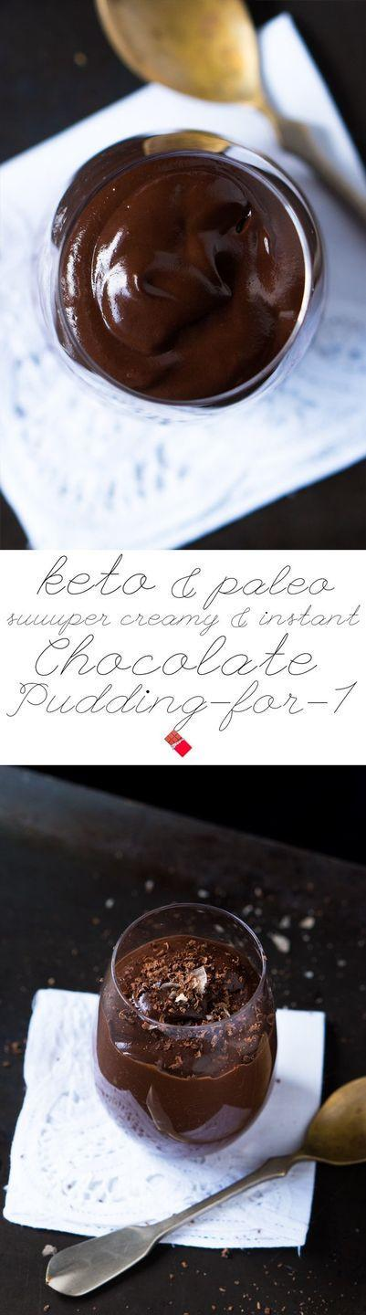 """<p>You'd never know this silky pudding is dairy-free. It's even better topped with nuts, shredded coconut, or even berries.</p><p><a class=""""link rapid-noclick-resp"""" href=""""https://www.gnom-gnom.com/paleo-keto-chocolate-pudding/"""" rel=""""nofollow noopener"""" target=""""_blank"""" data-ylk=""""slk:GET THE RECIPE"""">GET THE RECIPE</a></p><p><em>Per serving: 331 calories, 32 g fat (17 g saturated), 15 g carbs, 309 mg sodium, 10 g fiber, 5 g protein</em></p>"""