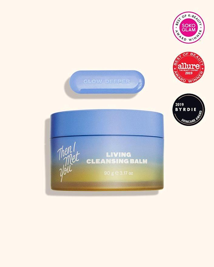 """<p><strong>Then I Met You Living Cleansing Balm</strong></p><p>thenimetyou.com</p><p><strong>$38.00</strong></p><p><a href=""""https://thenimetyou.com/products/living-cleansing-balm"""" rel=""""nofollow noopener"""" target=""""_blank"""" data-ylk=""""slk:Shop Now"""" class=""""link rapid-noclick-resp"""">Shop Now</a></p><p>Founded by Charlotte Cho of <a href=""""https://go.redirectingat.com?id=74968X1596630&url=https%3A%2F%2Fsokoglam.com%2F&sref=https%3A%2F%2Fwww.harpersbazaar.com%2Fbeauty%2Fmakeup%2Fg36077180%2Fasian-owned-beauty-brands%2F"""" rel=""""nofollow noopener"""" target=""""_blank"""" data-ylk=""""slk:Soko Glam"""" class=""""link rapid-noclick-resp"""">Soko Glam</a> fame, Then I Met You has garnered a serious cult following. It's appealing to both younger skin care consumers—this cleansing balm is <em>very</em> TikTok-able—and older shoppers who are looking for ingredients that actually deliver.</p>"""