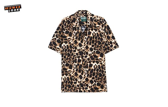 "<p><span>""Last summer, I really wanted a leopard print short-sleeve shirt but I never pulled the trigger. I'm still mildly obsessed with looking like a cheap knockoff version </span><a href=""http://www.thefashionisto.com/wp-content/uploads/2015/03/Kurt-Cobain-Style-Photo-Sunglasses-Leopard.jpg"" rel=""nofollow noopener"" target=""_blank"" data-ylk=""slk:of Kurt Cobain"" class=""link rapid-noclick-resp""><span>of Kurt Cobain</span></a><span> (or </span><a href=""http://assets3.capitalfm.com/2015/20/harry-styles-leopard-shirt-hat-rolling-stones-concert-1432220729-view-0.jpg"" rel=""nofollow noopener"" target=""_blank"" data-ylk=""slk:Harry Styles"" class=""link rapid-noclick-resp""><span>Harry Styles</span></a><span>, apparently) and this </span><a href=""http://needsupply.com/rayon-leopard-ss-camp-shirt.html"" rel=""nofollow noopener"" target=""_blank"" data-ylk=""slk:Gitman Bros. button-up"" class=""link rapid-noclick-resp""><span>Gitman Bros. button-up</span></a><span> also has the camp collar everyone is obsessing over."" <em><a href=""https://twitter.com/camjwolf"" rel=""nofollow noopener"" target=""_blank"" data-ylk=""slk:Cam Wolf"" class=""link rapid-noclick-resp"">Cam Wolf</a>, Racked Menswear Editor</em></span><br><span>Gitman Brothers Vintage, Rayon Leopard SS Camp Shirt, </span><a href=""http://needsupply.com/rayon-leopard-ss-camp-shirt.html"" rel=""nofollow noopener"" target=""_blank"" data-ylk=""slk:$204"" class=""link rapid-noclick-resp"">$204</a><br><a href=""http://needsupply.com/"" rel=""nofollow noopener"" target=""_blank"" data-ylk=""slk:needsupply.com"" class=""link rapid-noclick-resp"">needsupply.com</a> </p>"