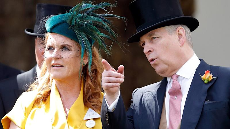 Sarah Ferguson and Ex Prince Andrew Celebrate Royal Ascot Together