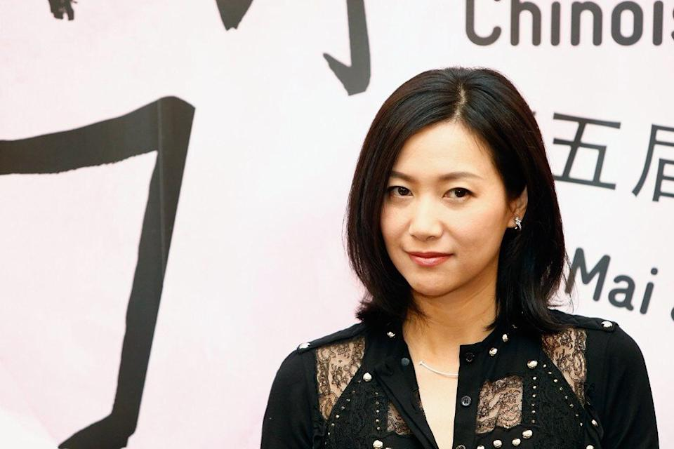 Chinese actress Xu Jinglei has also come under fire. Photo: Getty Images